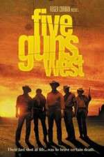 Five Guns West 123movies