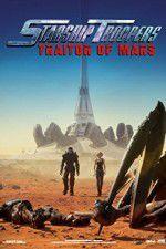 Starship Troopers: Traitor of Mars 123movies