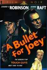 A Bullet for Joey 123movies