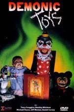 Watch Demonic Toys 123movies