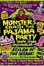Monsters Crash the Pajama Party 123movies