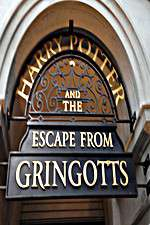 Regarder Harry Potter and the Escape from Gringotts 123movies