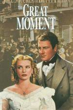 The Great Moment 123movies