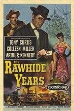 The Rawhide Years 123movies