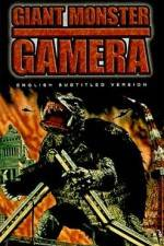 Giant Monster Gamera 123movies