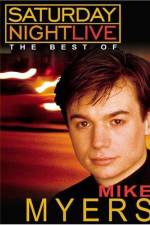 Saturday Night Live The Best of Mike Myers 123movies