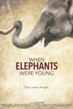 When Elephants Were Young 123movies