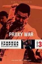 Proxy War 123movies
