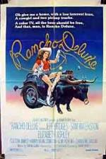 Rancho Deluxe 123movies