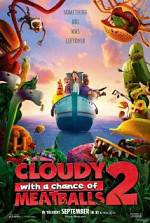 Cloudy with a Chance of Meatballs 2 123movies