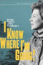 'I Know Where I'm Going' 123movies