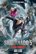 Sharknado 5: Global Swarming 123movies