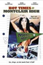Hot Times at Montclair High 123movies