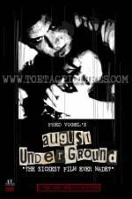 August Underground 123movies