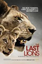 The Last Lions 123movies