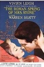 The Roman Spring of Mrs Stone 123movies