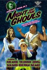 Night of the Ghouls 123movies