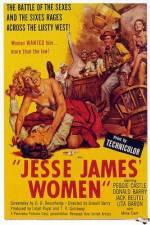 Jesse James' Women 123movies