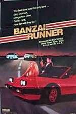Banzai Runner 123movies