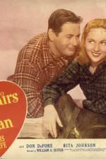 The Affairs of Susan 123movies