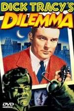 Dick Tracy's Dilemma 123movies