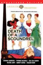 Death of a Scoundrel 123movies