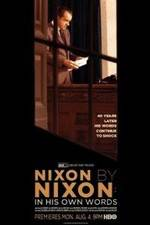 Nixon by Nixon: In His Own Words 123moviess.online