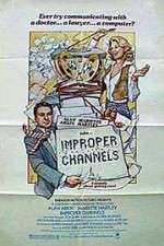 Improper Channels 123movies