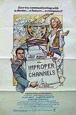 Improper Channels 123movies