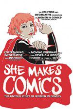 She Makes Comics 123movies