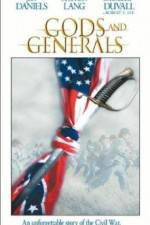 Gods and Generals 123movies