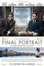 Final Portrait 123movies