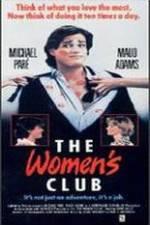 The Women's Club 123movies