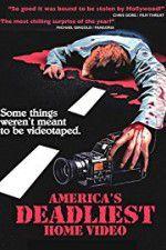 America\'s Deadliest Home Video 123movies