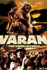 చూడండి Varan the Unbelievable 123movies