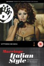 Marriage Italian Style 123movies