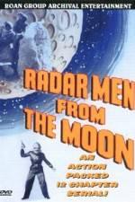 Radar Men from the Moon 123movies