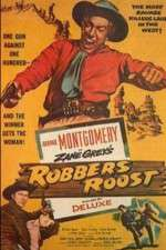 Robbers' Roost 123movies