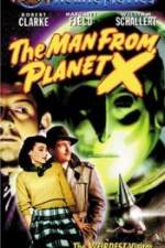 The Man from Planet X 123movies