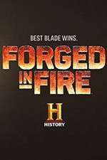 forged in fire tv poster