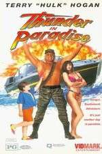 Thunder in Paradise 123movies