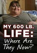my 600-lb. life: where are they now? tv poster