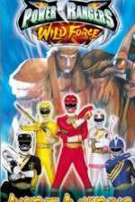 Power Rangers Wild Force 123movies