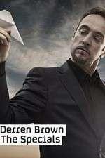 Derren Brown: The Specials 123movies