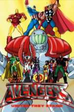 The Avengers: United They Stand 123movies