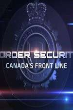 Border Security: Canada's Front Line 123movies