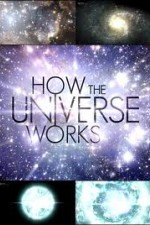 how the universe works tv poster