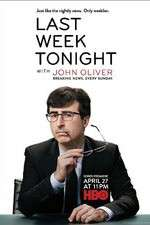 123movies Last Week Tonight with John Oliver