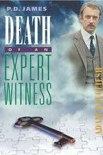 Death of an Expert Witness 123movies