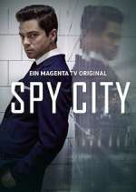 spy city tv poster